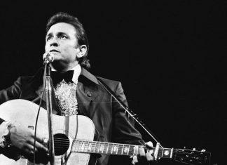 Johnny Cash: Rodzina artysty potępia neonazistę w koszulce muzyka
