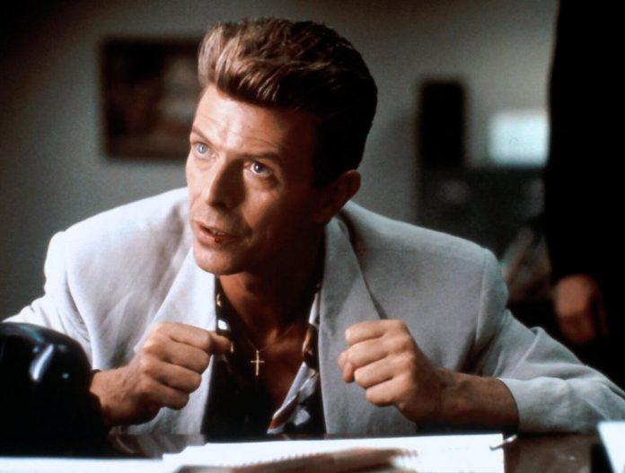 David Bowie wrócił do serialu Twin Peaks