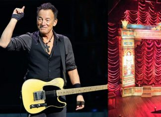 Bruce Springsteen zadebiutuje kameralnie na Broadwayu / Springsteen on Broadway