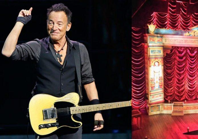 Bruce Springsteen zadebiutuje kameralnie na Broadwayu / Springsteen on Broadway