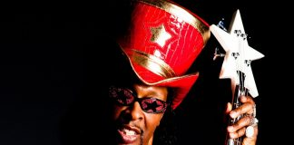 "Bootsy Collins wydaje nowy album ""World Wide Funk"""