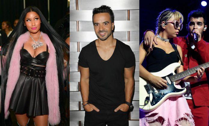 Luis Fonsi, autor przeboju Despacito śpiewa razem z DNCE i Nicki Minaj!