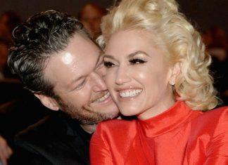 Gwen Stefani z ukochanym szykują świąteczny przebój