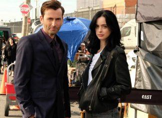 Serial Jessica Jones: David Tennant wraca jako Kilgrave