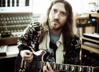 John Frusciante napisał do Jimmy'ego Page'a list!