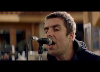Liam Gallagher w studiu z sekcją smyczkową (WIDEO)