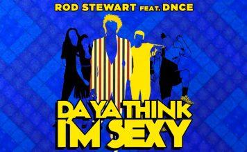 DNCE Rod Stewart