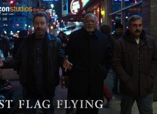 Last Flag Flying: Zwiastun nowego filmu Richard Linklater