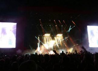 Brian Johnson z AC/DC znów na scenie podczas koncertu Muse (WIDEO)