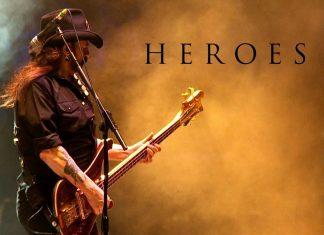 Motorhead gra przebój Davida Bowiego i zapowiada album