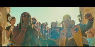 Wiz Khalifa zrobił imprezę z gwiazdami (Demi Lovato, G-Eazy, Jamie Foxx)