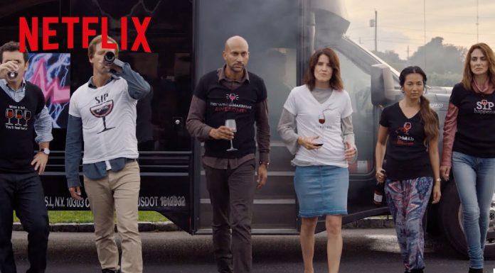 40-letni Przyjaciele z uniwerku z drugim sezonem na Netflixie