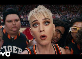 Katy Perry gra w koszykówkę z Nicki Minaj. PGE Narodowy w tle (WIDEO)