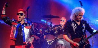 Queen + Adam Lambert zachwycili całą Amerykę