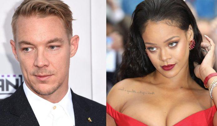 Rihanna brutalnie o muzyce Diplo! Dlaczego nie nagrali razem singla?