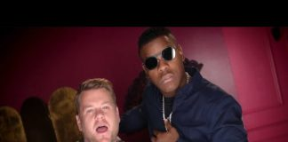 James Corden, Jeffrey Tambor i John Boyega parodiują hit Brandy i Moniki