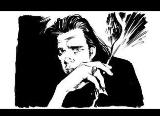 Graficzna biografia Nick Cave (zobacz zapowiedź wideo)