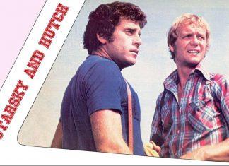 Nowy kryminalny serial z lat 70. - Starsky i Hutch