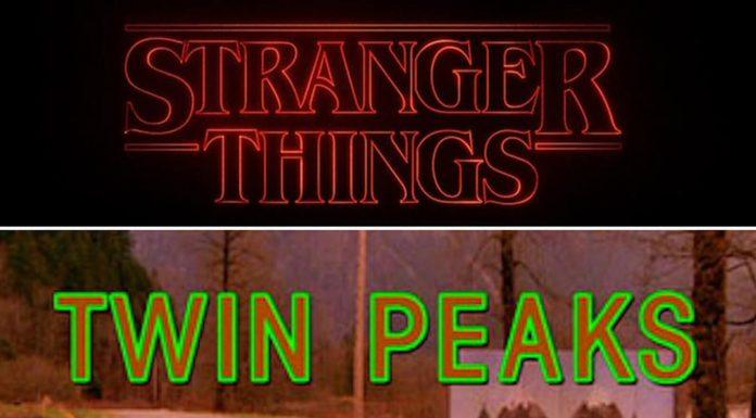 Muzyka ze Stranger Things pożeniona z Twin Peaks