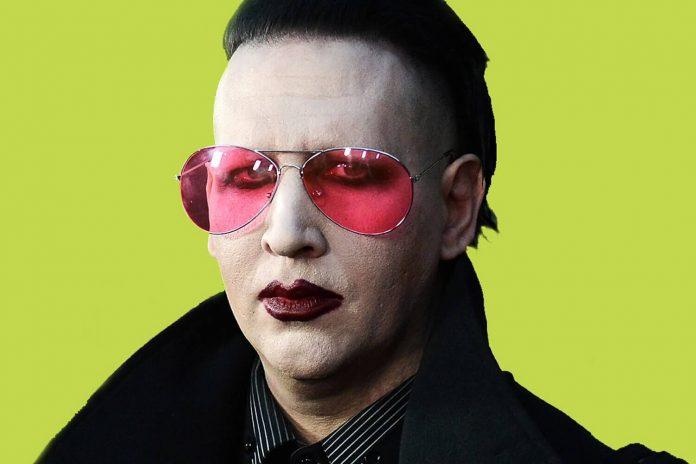 Posłuchaj nowego singla Marilyn Manson