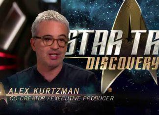Posłuchaj piosenki przewodniej do serialu Star Trek: Discovery