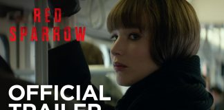 Zobacz seksowną Jennifer Lawrence jak uwodzi i szpieguje (WIDEO)