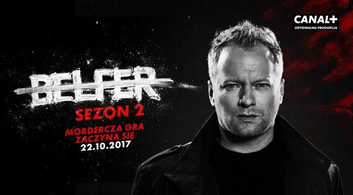 Jeszcze bardziej tajemniczy teaser serialu Belfer (WIDEO)