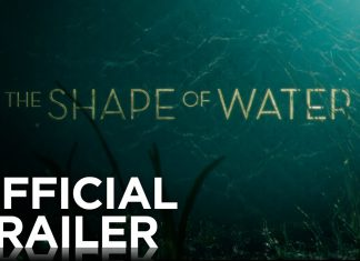 "Sally Hawkins poznaje stwora (""The Shape of Water"")"