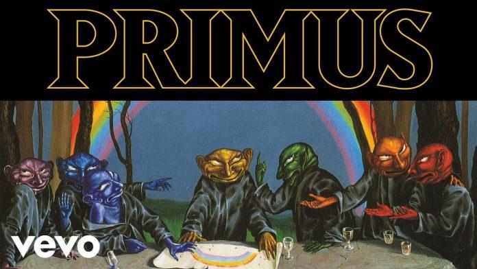 Nowy utwór grupy Primus z płyty