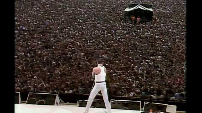 Powstaje scena Live Aid do filmu o zespole Queen i Freddie Mercury