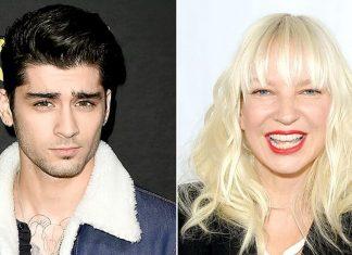 """Zayn Malik i Sia od zmierzchu do świtu (""""Dusk Till Dawn"""")"""