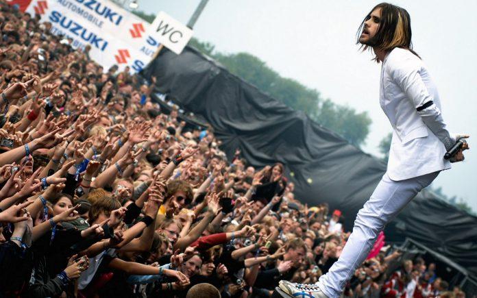30 Seconds To Mars Jared Leto i Thirty Seconds to Mars wystąpią w Łodzi