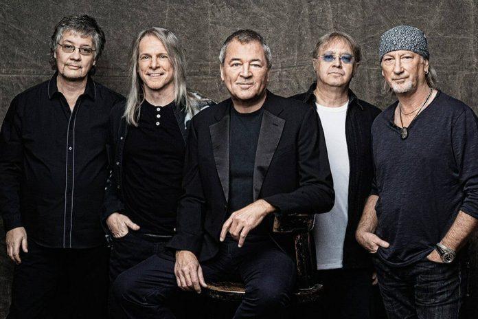 Deep Purple: Rockowa legenda na ostatnim koncercie w Polsce!