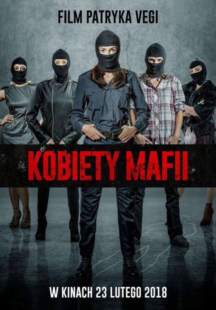 Patryk Vega napisał scenariusz Kobiety mafii wspólnie z... mafią