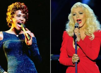 "Christina Aguilera upamiętni Whitney Houston i kinowy hit ""Bodyguard"""