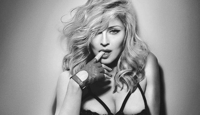 Madonna: Nagie zdjęcia zostały wystawione na sprzedaż