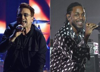 U2 i Kendrick Lamar (posłuchaj Get Out of Your Own Way)