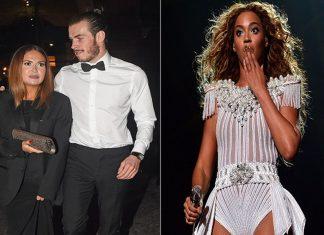 Gareth Bale chce, by Beyonce zaśpiewała na jego ślubie