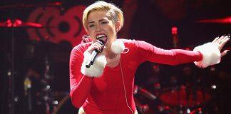 Miley Cyrus świątecznie w stylu country
