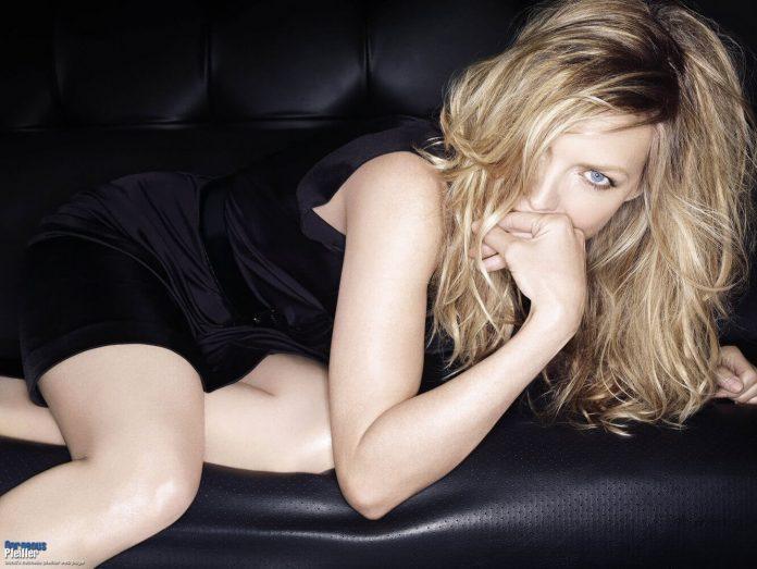 Michelle Pfeiffer zawstydzona, że pojawia się w