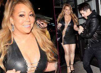 Mariah Carey oskarżona o molestowanie seksualne!
