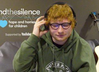 Ed Sheeran i Elton John dla dzieci z Afryki (WIDEO)