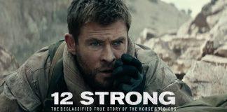 Chris Hemsworth 12 Strong