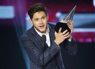 Niall Horan otrzymał statuetkę AMA w kategorii Nowy Artysta Roku