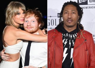 Ed Sheeran i Future na nowej płycie Taylor Swift (Reputation)