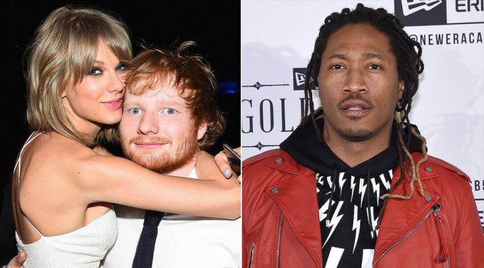 Ed Sheeran i Future na nowej płycie Taylor Swift (Reputation)