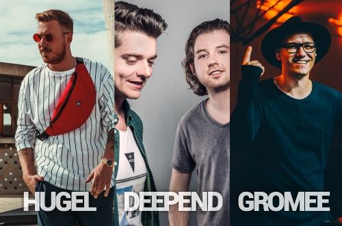 Deepend i Hugel oraz DJ Gromee zagrają przed Davidem Guettą w Krakowie