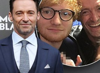 Hugh Jackman: Nie ma nikogo, kto lepiej opowiada niż Ed Sheeran!