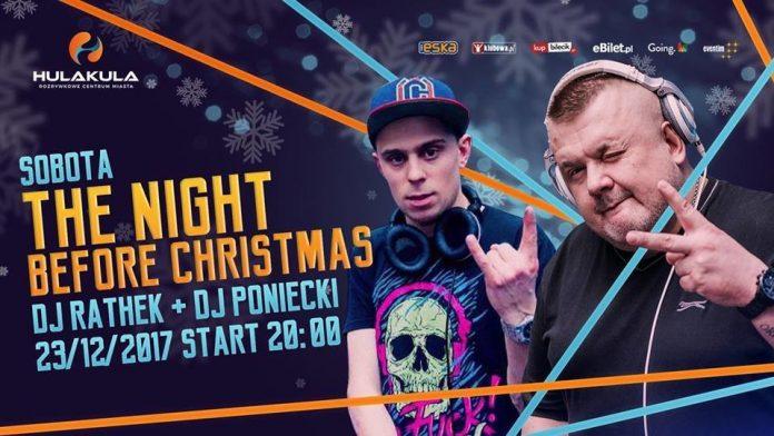 Gdzie się bawić w święta? The Night Before Christmas