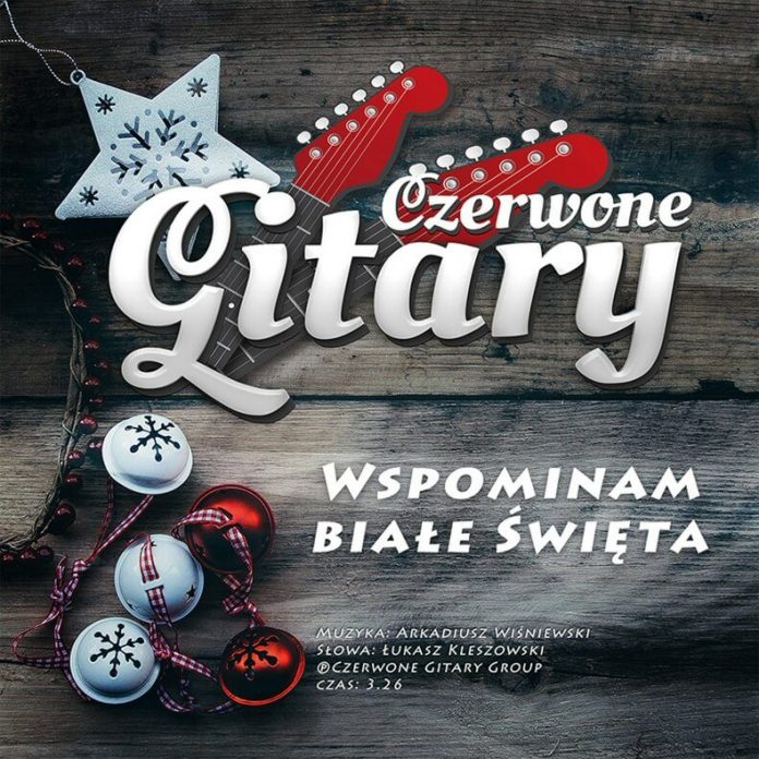Czerwone Gitary prezentują świąteczny singiel